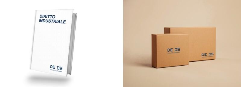 Esempio libro e scatole